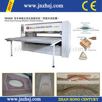 TM2680 veneer machine Vacuum film covering machine membrane vacuum press