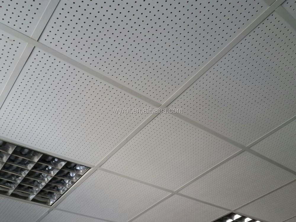 Vinyl Coated Gypsum Ceiling Tiles Buy Vinyl Coated Gypsum Ceiling
