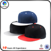 Trade Assurance custom snapback cap/high quality plain blank custom snapback manufacturer