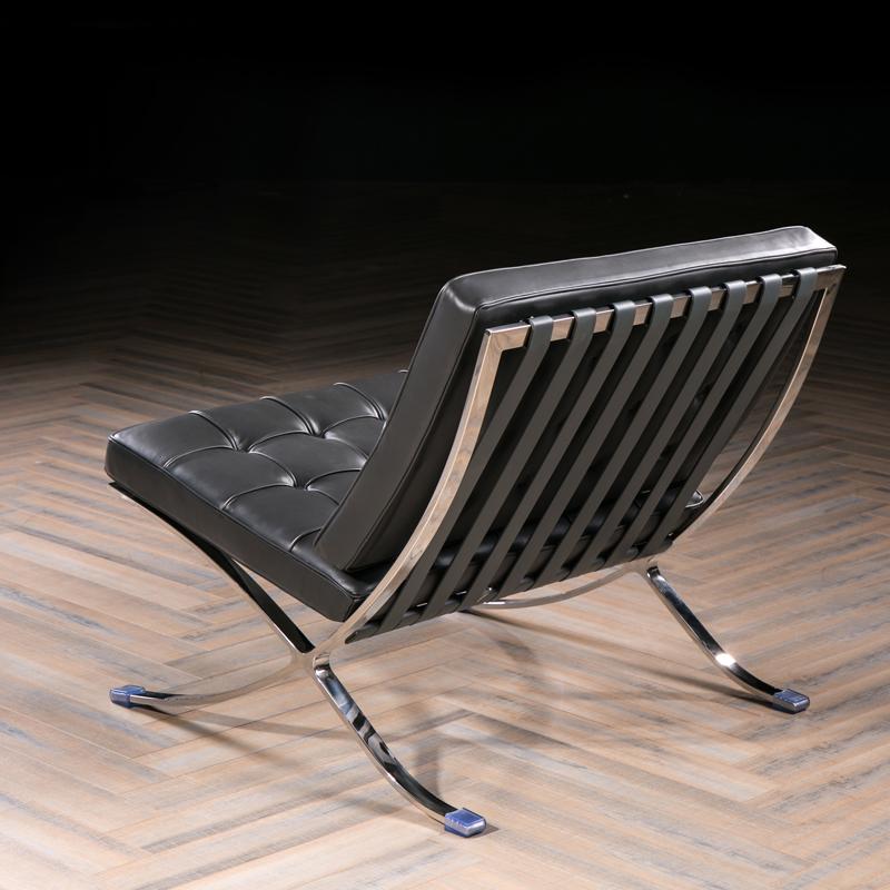 Ocio muebles de la sala de cuero correas barcelona silla for Ocio muebles