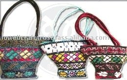 embroidered silk handbags