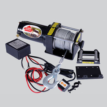 3000lbs Electric Winch 12v Boat Electric Winch Atv Winch
