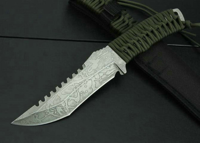 ripe handle S025 Fixed blade knife camping outdoor hunting knives 3085
