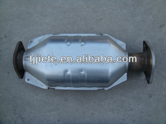Mitsubishi diesel 4d56 engine replacement parts Catalytic Converter