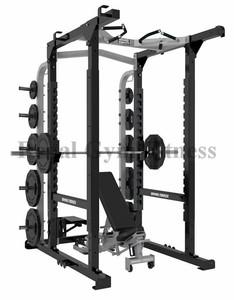 Exercise Equipment Squat rack/hammer strength/Multi Power Rack functional
