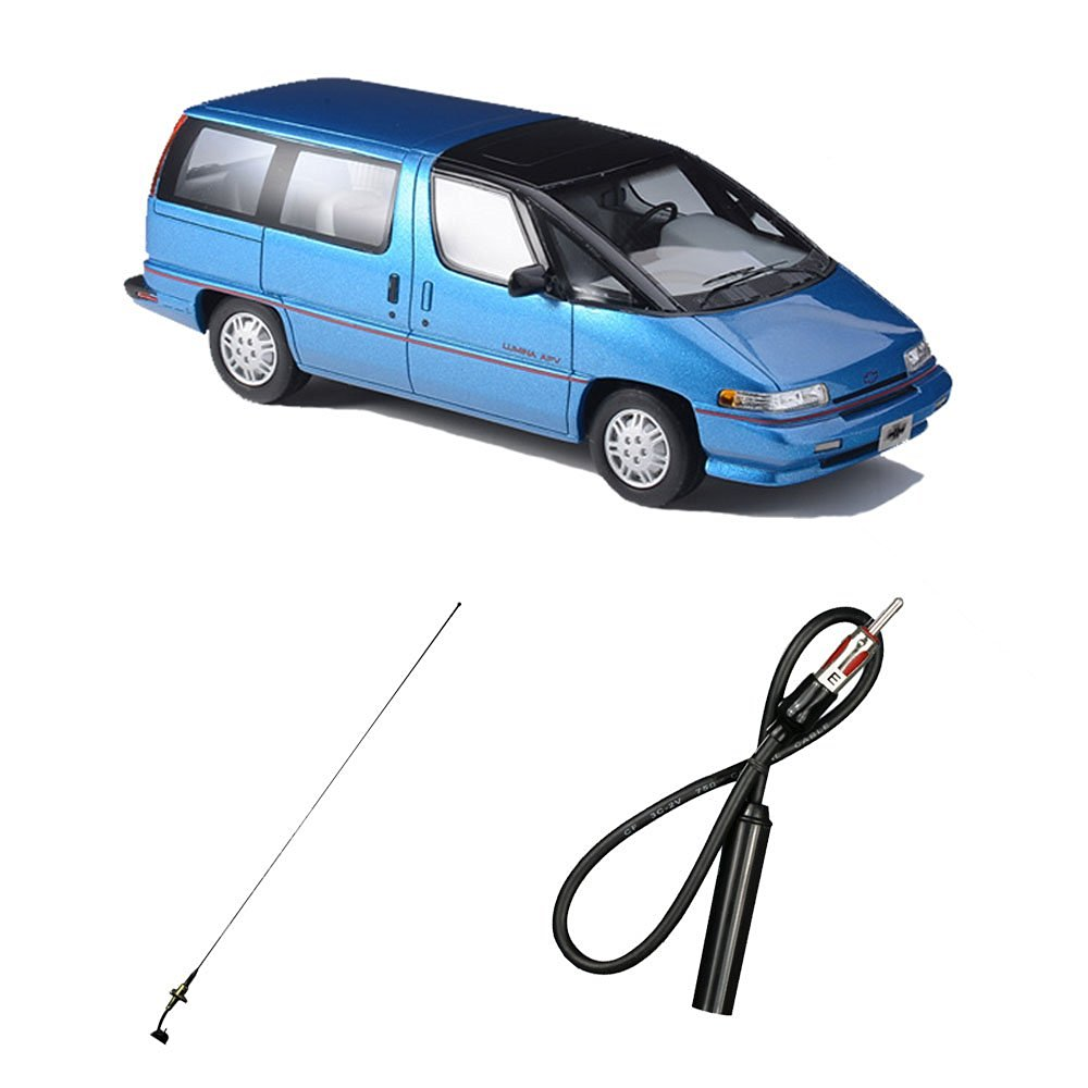 Get Quotations · Fits Chevy Lumina APV 1990-1992 Factory Replacement Radio  Stereo Custom Antenna
