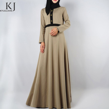 d7c20d178e5b6a KJ jubah wholesale latest design islamic clothing turkish coat style  umbrella model muslim arabic islamic abaya