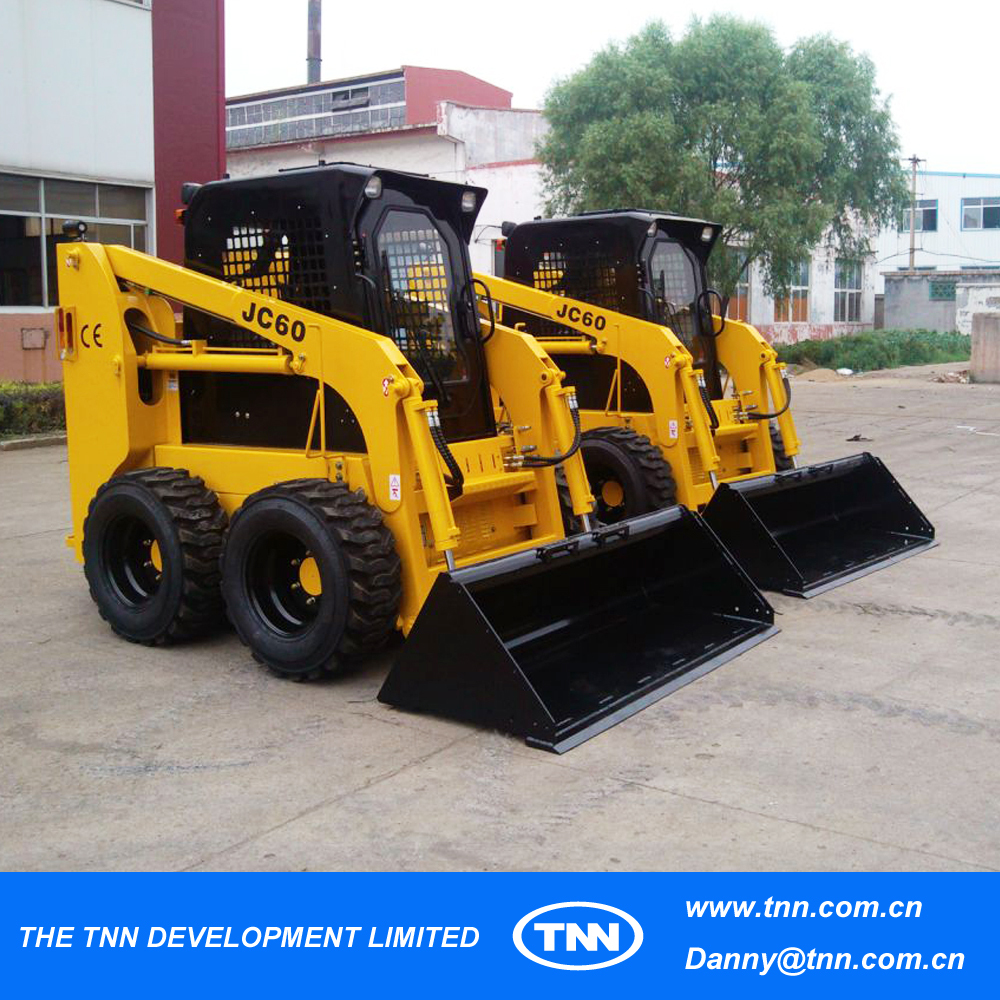 #11-5 Spar parts top quality articulated skid loader for sale all over the world