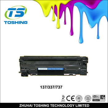 1:1 Free Replacement 137 337 737 Toner Compatible For Canon 737 ...
