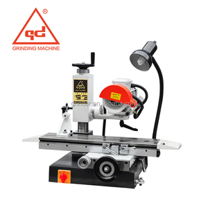 High precision tool and cutter grinding machine GD-600 universal tool cutter sharpener grinder machine