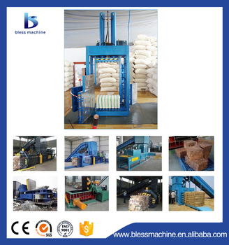 2018 China famous manufacturer small baler machine with lifetime technical service