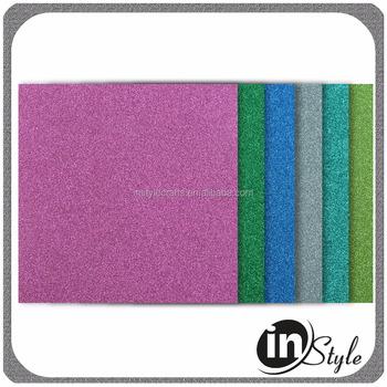 Wholesale Glitter Cardstock Paper Scrapbook Paper Cheap Price Buy
