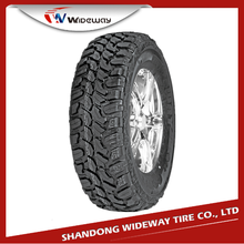 Mud tires 4x4 wheels provide off road traction with full size model