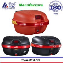 27L High Capacity Trunk Motorcycle PP Tail Box , tail carrier box Motorcycle rear luggage box