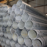 galvanized carbon steel pipe and tube