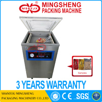 PT019 Automatic single chamber vacuum packing machine for food