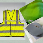 hi-visible reflective and safety mesh vest
