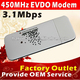 RUIM Optional 3G EVDO 450MHz Smallest USB Dongle 32GB CDMA Modems