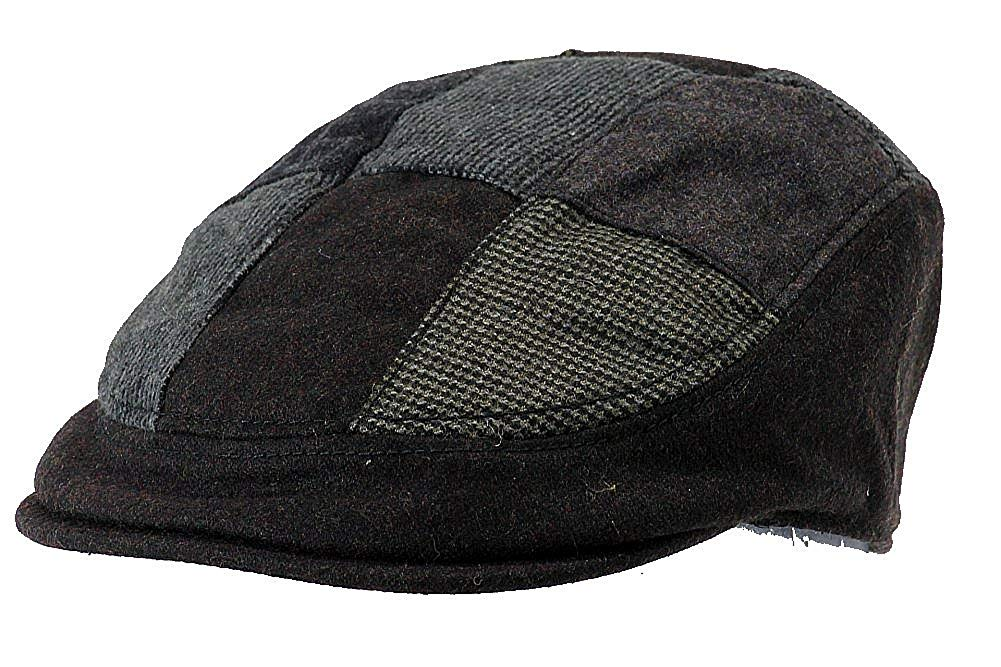 faab86133f87f Get Quotations · Stetson Men s Wool Blend Patch Ivy Cap