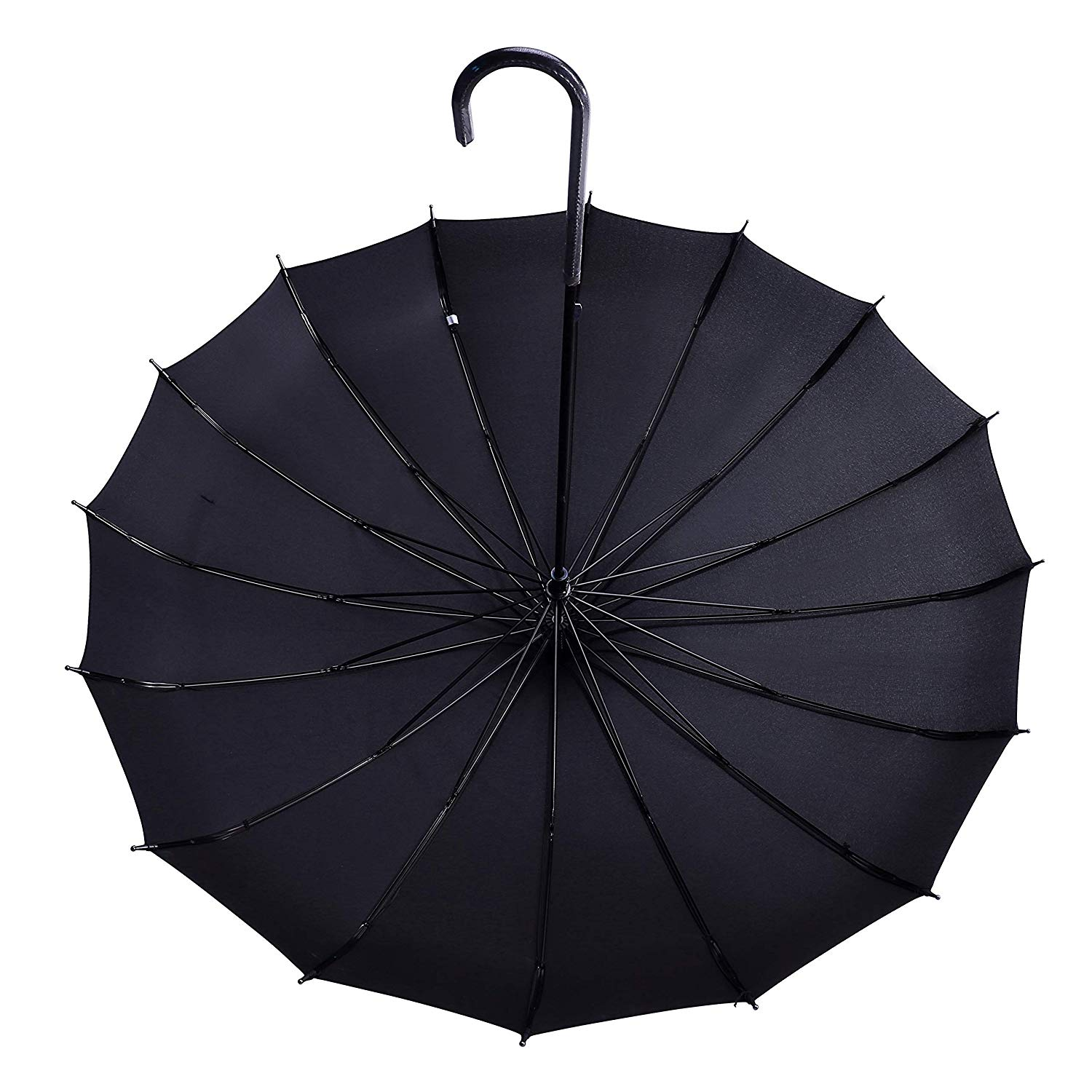 Wholesale High quality waterproof outdoor lady's straight pagoda umbrella