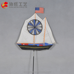China Top Factory Wholesale High Quality Bule garden Windmill
