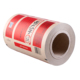 Good price ecofriendly wrapping kraft paper plastic roll cup sealing film