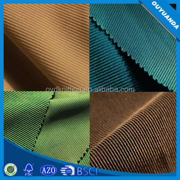 Plain Dyed Wale Corduroy Fabric for Corduroy Baseball Cap