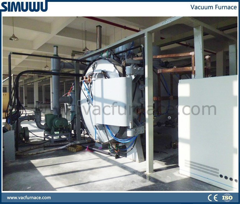Vacuum gas quenching furnace for SM45 SM48 SM50 SM53 SM55 Die steel, mould steel