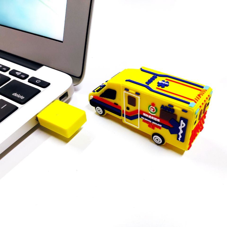 Customized PVC USB flash drive 2GB 4GB silicone cartoon memory stick 8GB 16GB OEM PVC USB for all designs