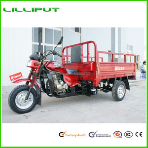 150cc Motorized Open Cargo Air Cool Tricycle