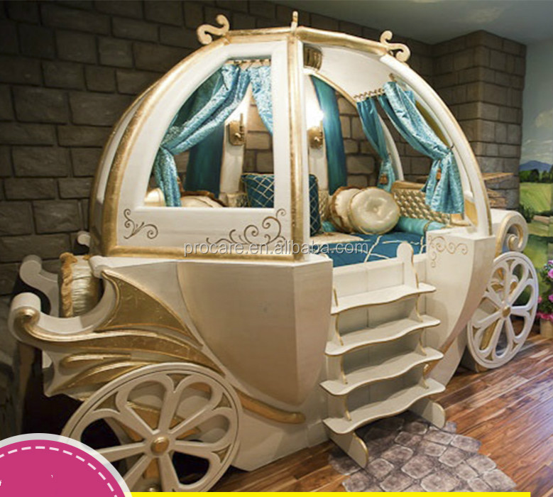 Marvelous Princess Carriage Bed, Princess Carriage Bed Suppliers And Manufacturers At  Alibaba.com