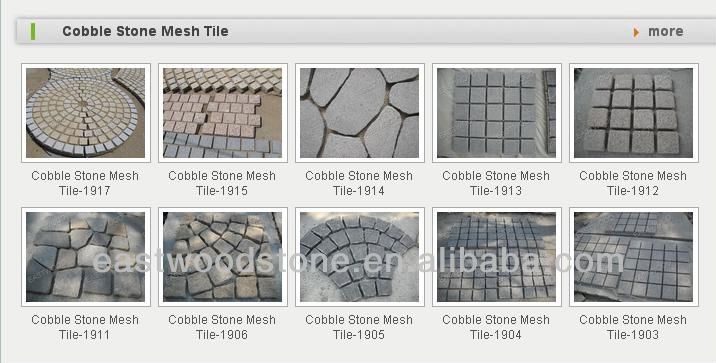 Grey stone paver/grey Granite stone from Eastwood Stone factory