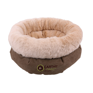 Super Cute Soft Cat Bed Winter House for Pet Cat Round Bed