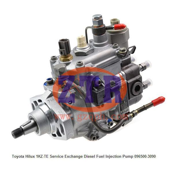1kz Fuel Pump >> Auto Parts Fuel Injection Pump For Toyota Hilux 1kz 22100-67120 096500-3090 - Buy Diesel Pump ...