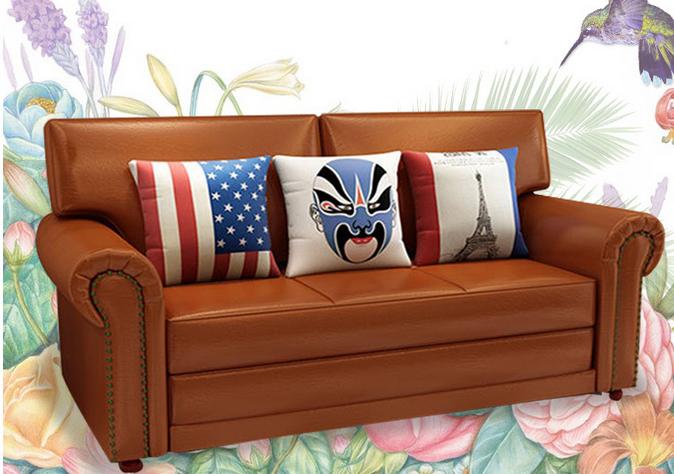 Wohnzimmer amerikanischer stil  Klassische Multifunktionale Sofa Bett,Klapp Wohnzimmer ...