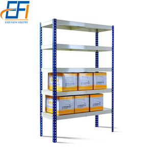 China Supplier OEM Metal Slotted Angle Rack