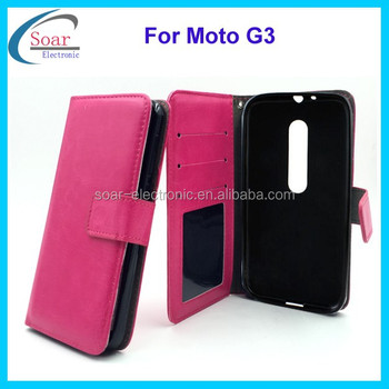 the latest 91da9 377a4 Flip Cover Leather Case For Moto G3,Mobile Phone Case For Moto G3,Wallet  Case For Moto G3 - Buy Leather Case For Moto G3,Mobile Phone Case For Moto  ...
