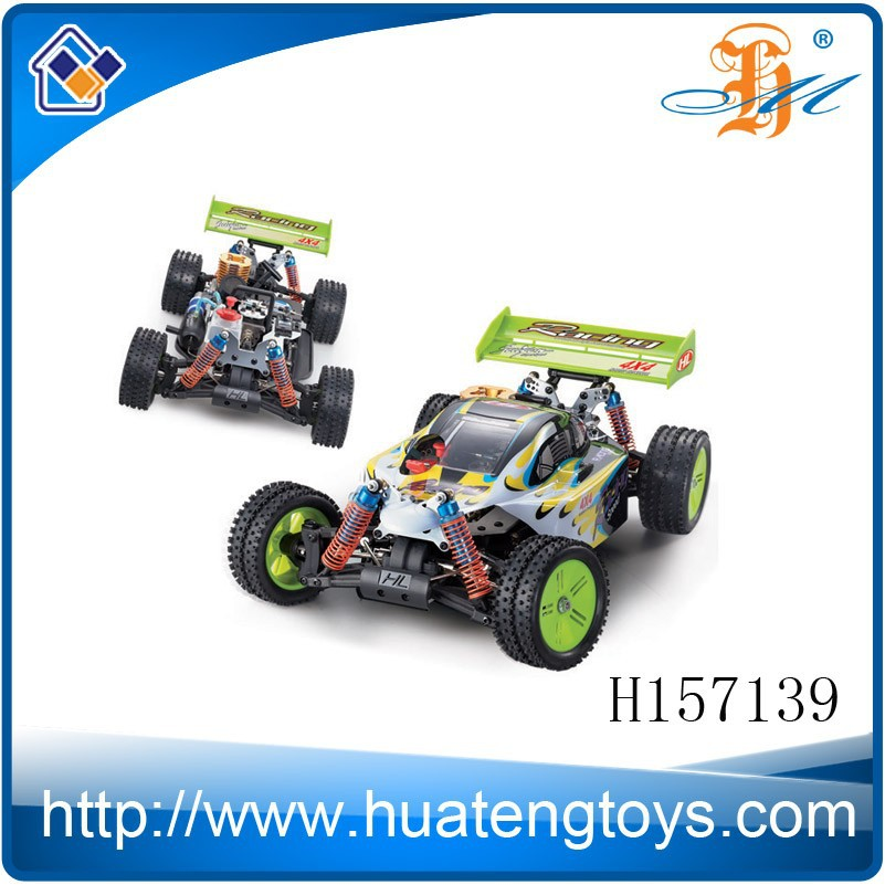 1:10 scale rc nitro gas powered model racing car for sale H157139