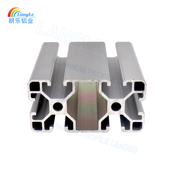 China top Langle 6000 series extruded aluminium profile manufacturers