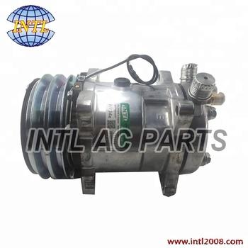 Sanden 4509 4510 6664 Style Sd 508 Sd5h14 Ac A/c Compressor - Buy Sanden  4509 4510 6664 Style Sd 508 A/c Compressor,Sanden 4509 Sd508