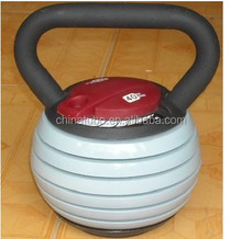 <span class=keywords><strong>40</strong></span> pond verstelbare <span class=keywords><strong>kettlebell</strong></span> gewicht 5 pond stappen fitnessapparatuur