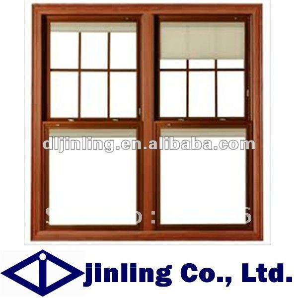 Aliexpress.com : Buy Grill Design Wood Window Sliding