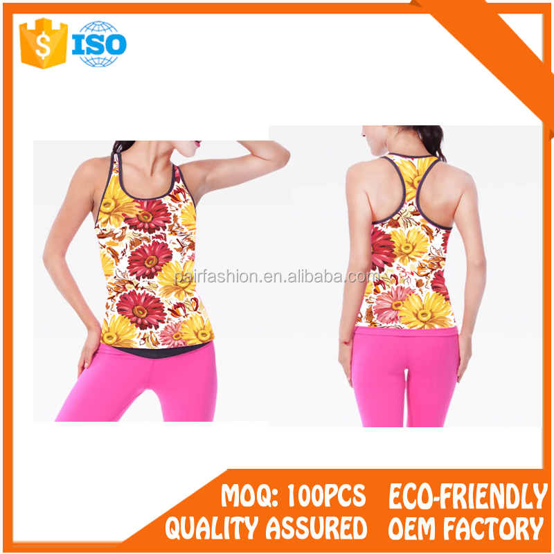 OEM High Quality Gym Womens Custome Fitness Sport Clothes