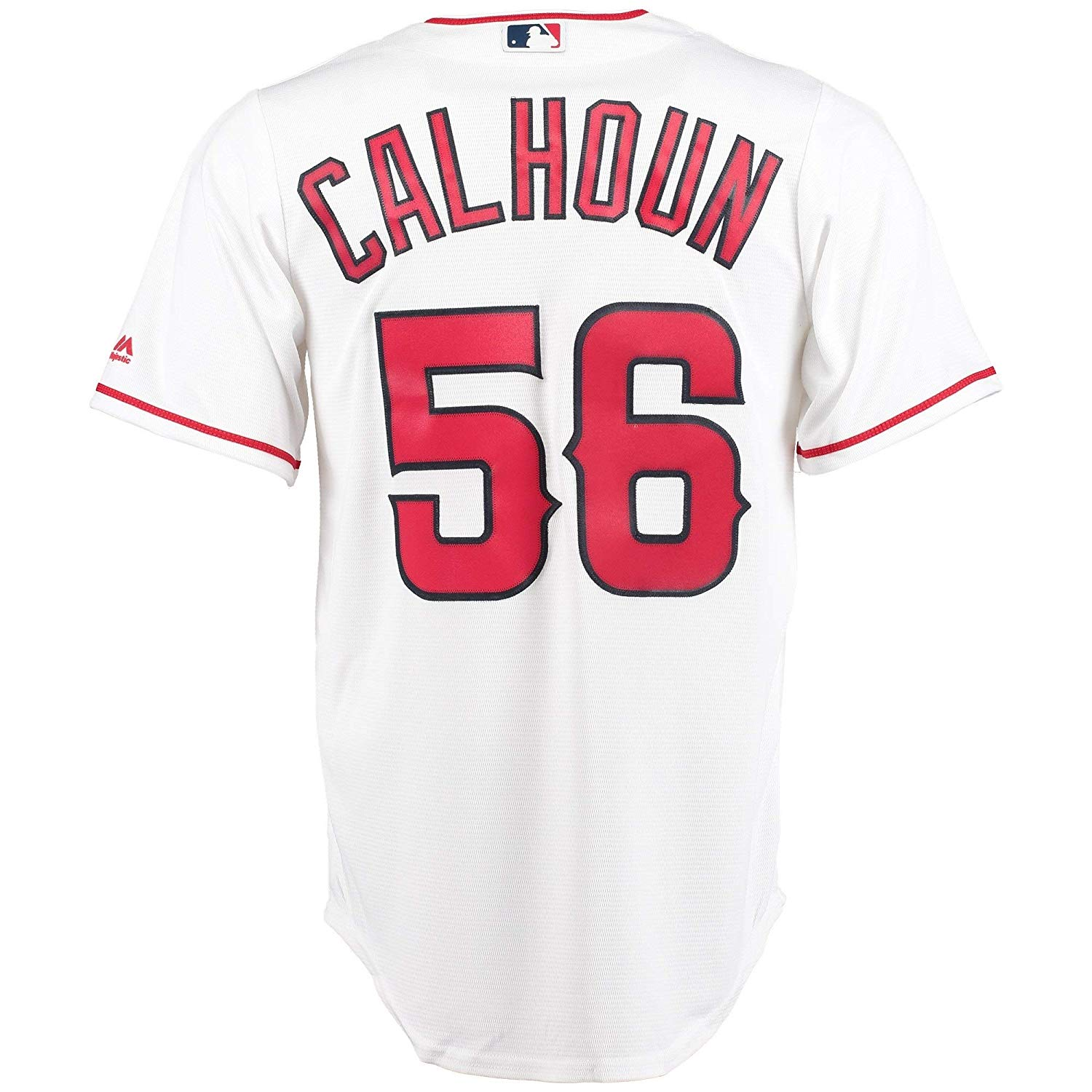 bfd2eb778e8 Get Quotations · Kole Calhoun Los Angeles Angels White Youth Cool Base Home  Jersey