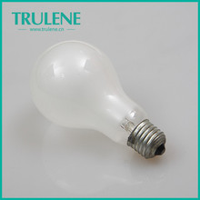 12V A55 incandescent clear/frosted bulbs E26/E27/B22