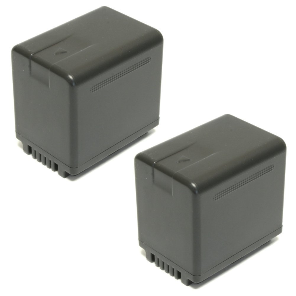 Wasabi Power Battery (2-Pack) for Panasonic VW-VBT380