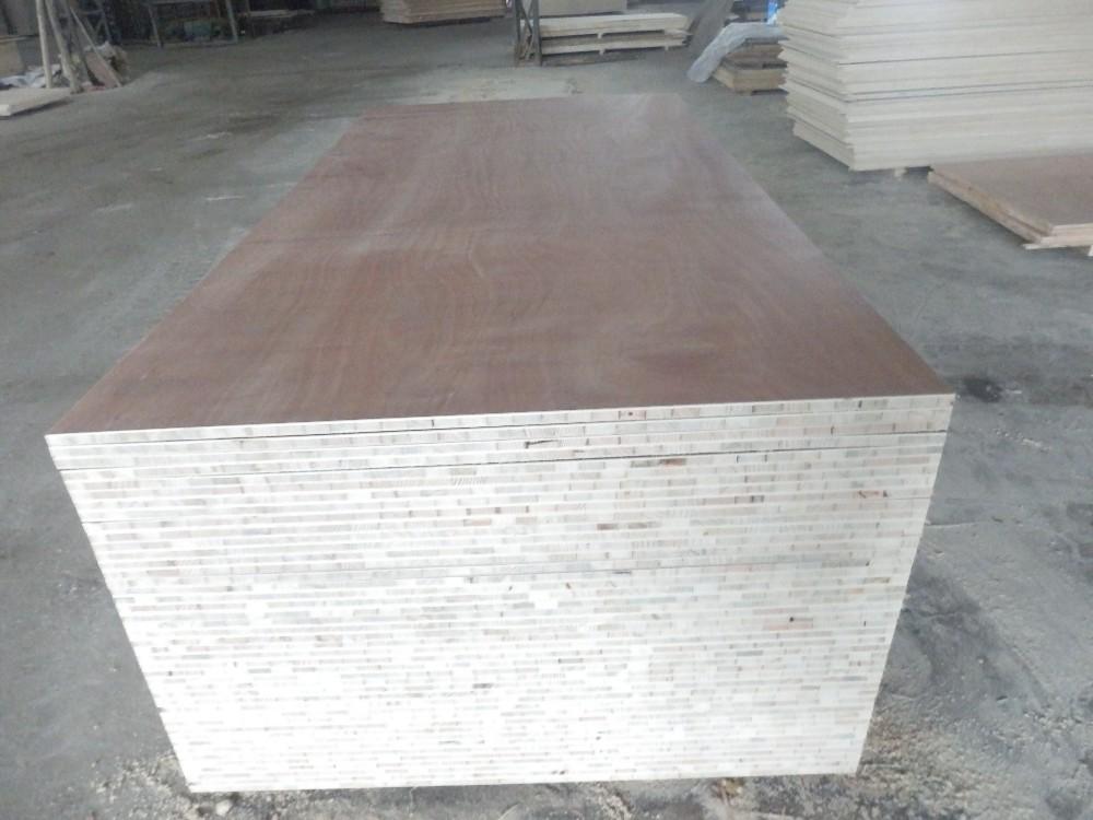 Best price of mm albasia falcata bare core blockboard