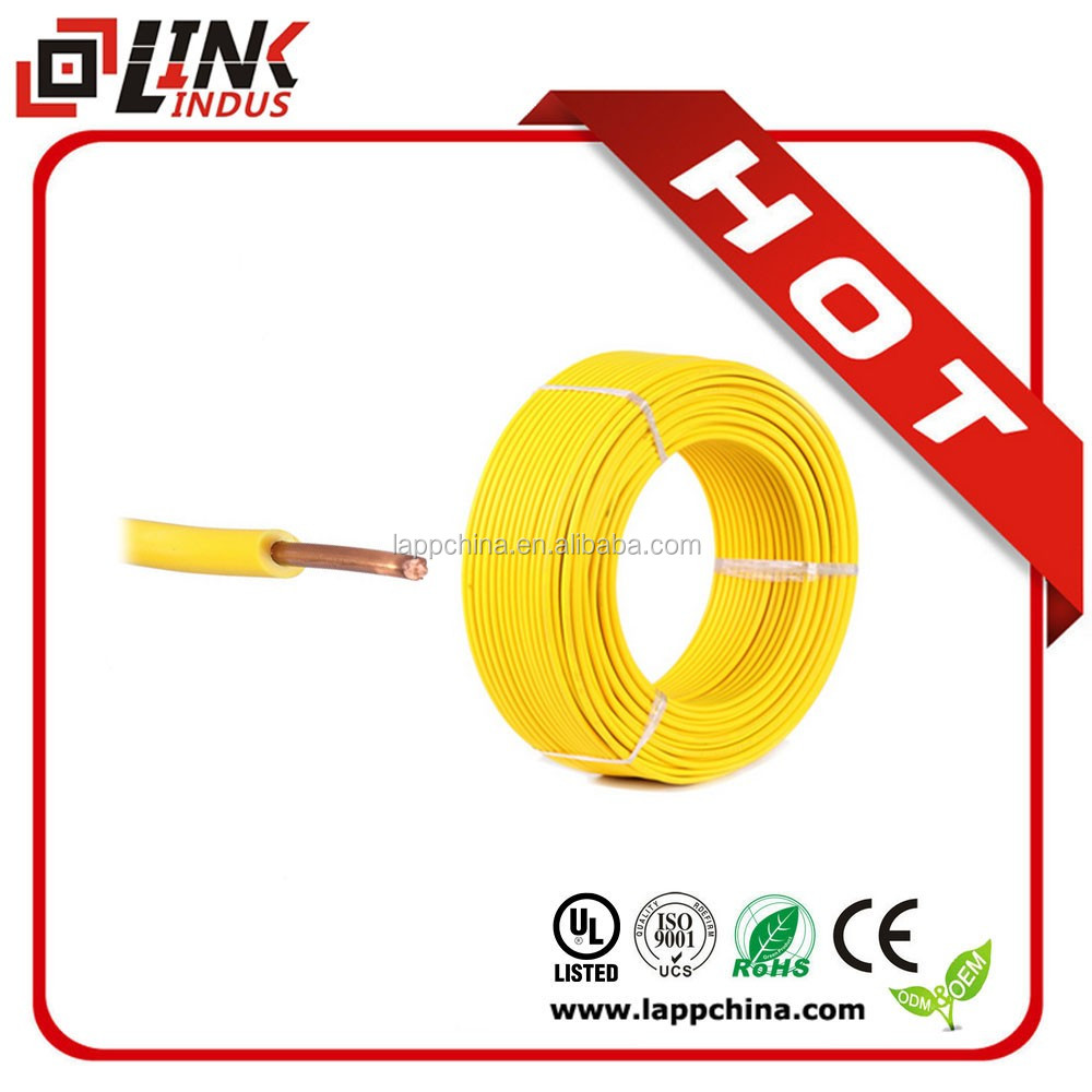 electrical cable wire cable LSZH PVC PE insulation
