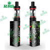 Alibaba usa hot selling subox mini 60w mod wraps skin sticker, colorful subox mini vaporizer mod skin