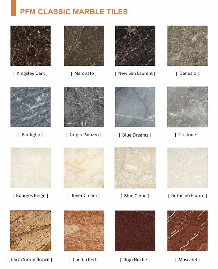 Chinesse grey wooden veins marble tiles